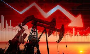 Giá dầu thô thấp hơn khi nhu cầu coronavirus giảm mạnh lưu trữ